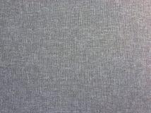 Tessuto grigio del fondo per i sofà ricoperti e la mobilia domestica fotografia stock libera da diritti