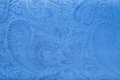 Tessuto grigio o d'argento del velluto con un modello floreale elegante d'annata o una struttura di lusso immagini stock