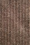 Tessuto increspato del velluto di cotone Fotografie Stock Libere da Diritti