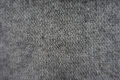 Tessuto inverso grigio del punto di stockinette da sopra Immagine Stock