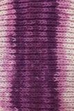 Tessuto naturale della lana con fatto a mano variopinto fotografie stock libere da diritti
