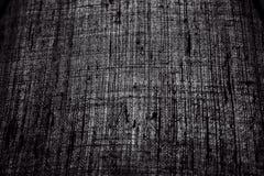Tessuto nero Immagini Stock