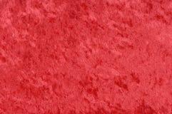 Tessuto rosso Fotografia Stock Libera da Diritti