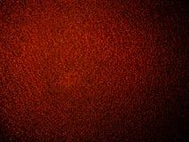 Tessuto rosso Immagine Stock