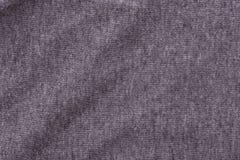 Tessuto scuro corrugato Fotografia Stock
