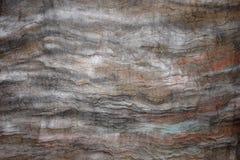 Tessuto spiegazzato Fotografie Stock