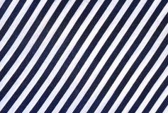 Tessuto a strisce Immagini Stock