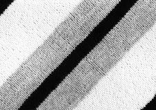 Tessuto a strisce Fotografie Stock Libere da Diritti