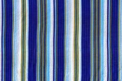 Tessuto a strisce Fotografia Stock Libera da Diritti