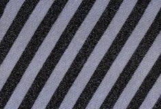 Tessuto a strisce Immagine Stock