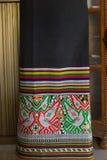 Tessuto tailandese Immagini Stock