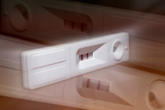 test ciążowy Fotografia Royalty Free