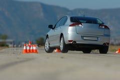 Test driving a car Stock Photos