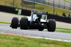 Test F1 Mugello Anno 2012 Sauber Stock Fotografie