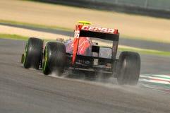 Test F1 Mugello Toro Rosso Anno 2012 Stock Photos
