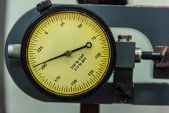 Test gauge Stock Photography