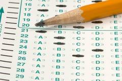Test Quiz Stock Foto