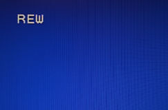 Test Screen Glitch Texture Stock Photo