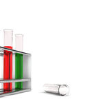 Test-tube Royalty Free Stock Image