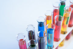 Test tube Stock Images