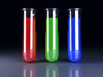 Test Tube Royalty Free Stock Photos