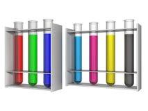 Test-tube Stock Photo