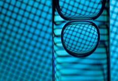 TEST-TUBE; bolhas Imagem de Stock