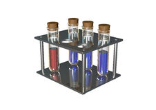 Test tube Stock Photos