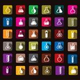Test tube icon. Amazing icon, really amazing lol,, pls download guys Royalty Free Stock Image