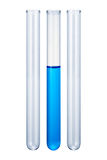 Test tubes royalty free stock images