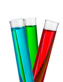 Test-tubes Stock Photo