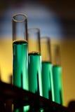 Test tubes Royalty Free Stock Photo