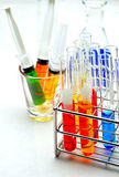 Test tubes Stock Photos