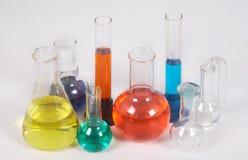 Test-tubes Stock Photos