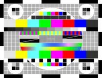 Test van kleur. Royalty-vrije Stock Afbeelding