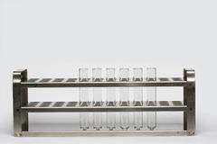 Test Vials Stock Photography