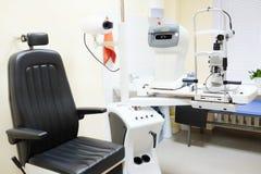 Test vision machine Stock Photos