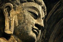 Testa del Buddha Fotografia Stock