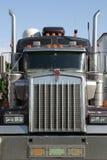 Testa del camion sopra Immagini Stock