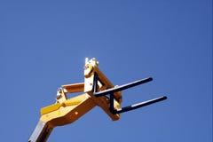 Testa del carrello elevatore Fotografie Stock Libere da Diritti