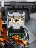 Testa del laser Fotografie Stock Libere da Diritti