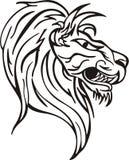 Testa del leone Immagine Stock Libera da Diritti