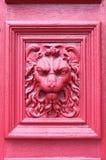 Testa del leone immagini stock libere da diritti