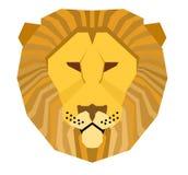 Testa del leone di Bigcat Immagine Stock Libera da Diritti