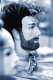 Testa del Mannequin Fotografie Stock