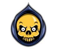 Testa del reaper royalty illustrazione gratis
