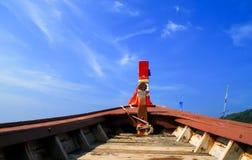 Testa della barca Immagini Stock Libere da Diritti