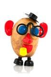 Testa della patata Immagini Stock Libere da Diritti