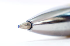 Testa delle penne a sfera Fotografia Stock Libera da Diritti