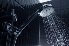 Testa di acquazzone fotografia stock libera da diritti